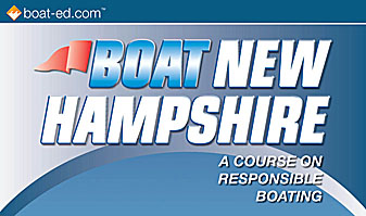 MANDATORY NH SAFE BOATING EDUCATION