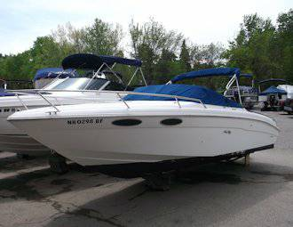 1997 Sea Ray 230 Signature-For Sale